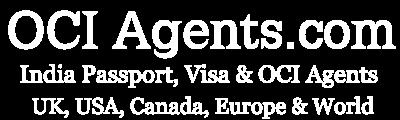 OCI Agents India Passport India Visa UK USA Canada Europe